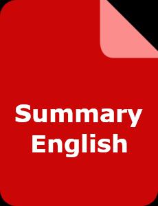 English Summary